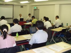 講師はJCTXの藤井常務と山田@GTさん