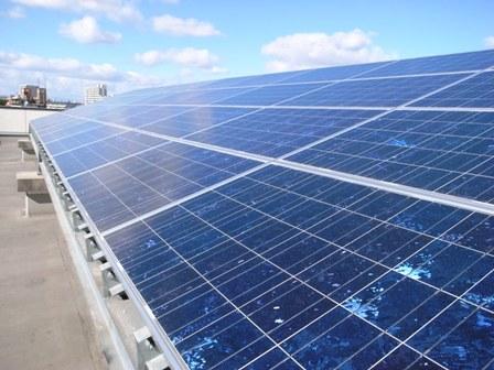 ソーラー発電20100120