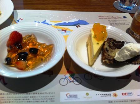 広島オリエンタルホテルのデザートバイキング昨日行きました