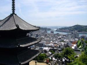 尾道千光寺からの眺望%u3000A