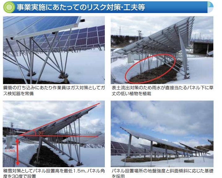 処分場太陽光発電事業 事例集 環境省より